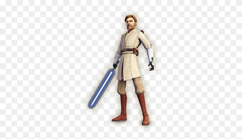 274x424 Lionheart Mccoy I Feel Like Obi Wan Was She Makes Her Own - Obi Wan PNG