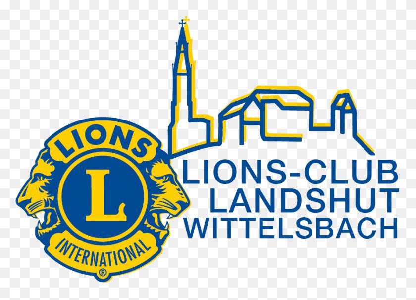 Lions Club Landshut Wittelsbach - Lions Club Logo Clip Art