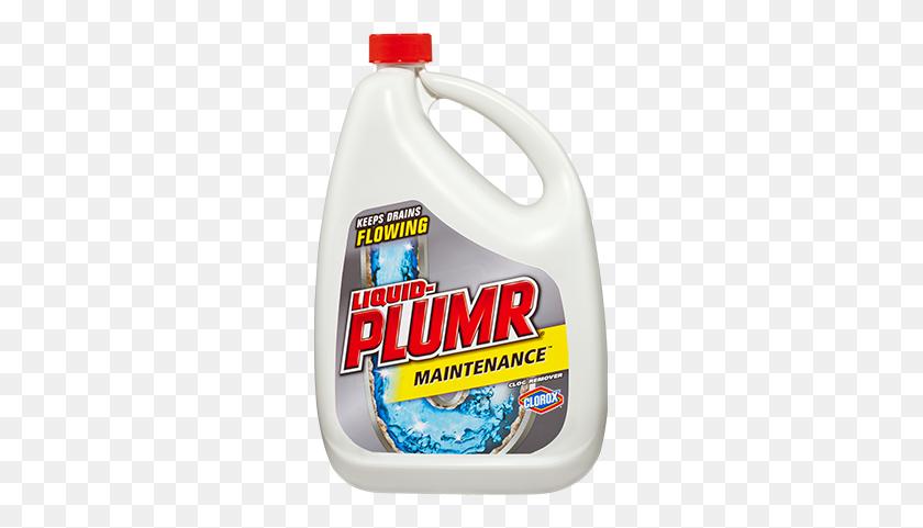 Liquid Prevent Clogs Smelly Drains - Clorox PNG