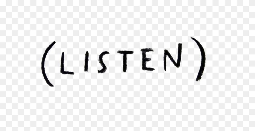 Listen - Listen PNG