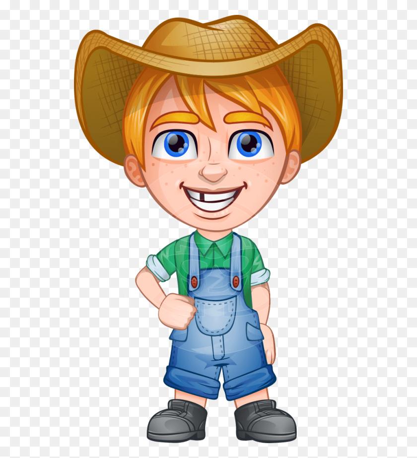 Little Boy Clipart Farm Boy - Little Boy Clipart
