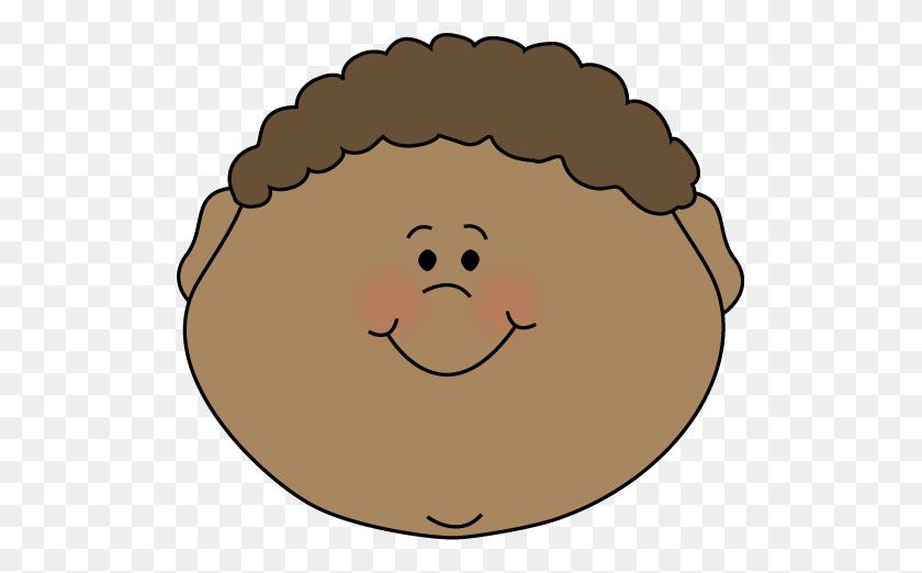 Little Boy Happy Face Clip Art - Smiley Face Clipart PNG