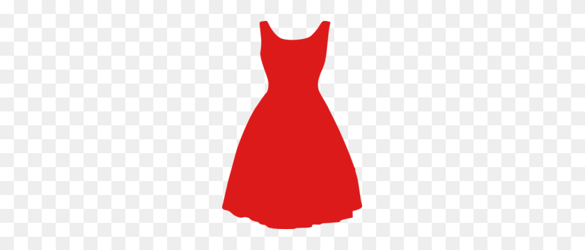 Little Girl Dress Clipart - Baby Girl Dress Clipart