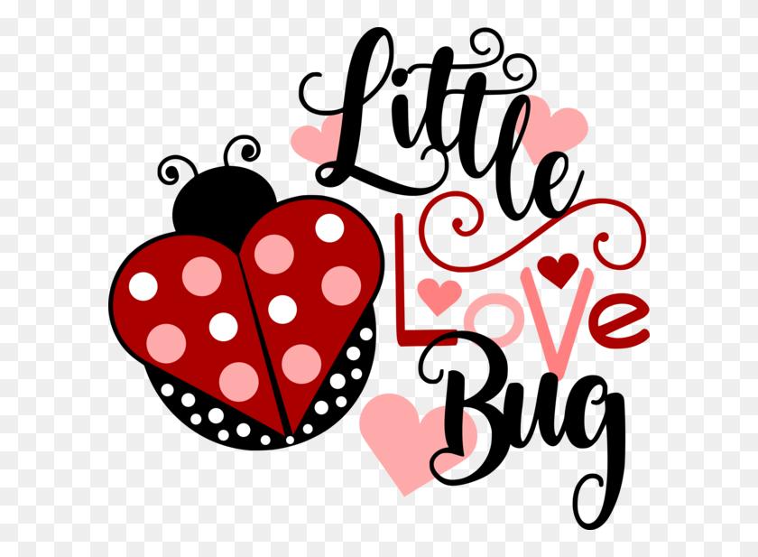 Little Love Bug Albb Blanks - Love Bug Clip Art