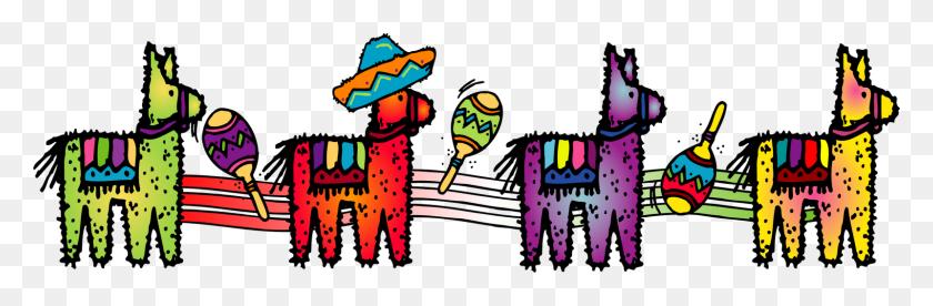 Little Miss Kindergarten - Clip Art Cinco De Mayo
