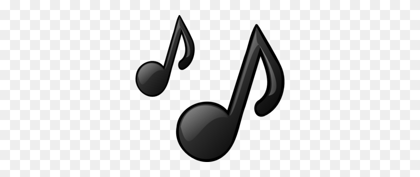 Little Music Notes Clip Art Christmas Music Notes Border Music - Music Note Clipart Transparent Background