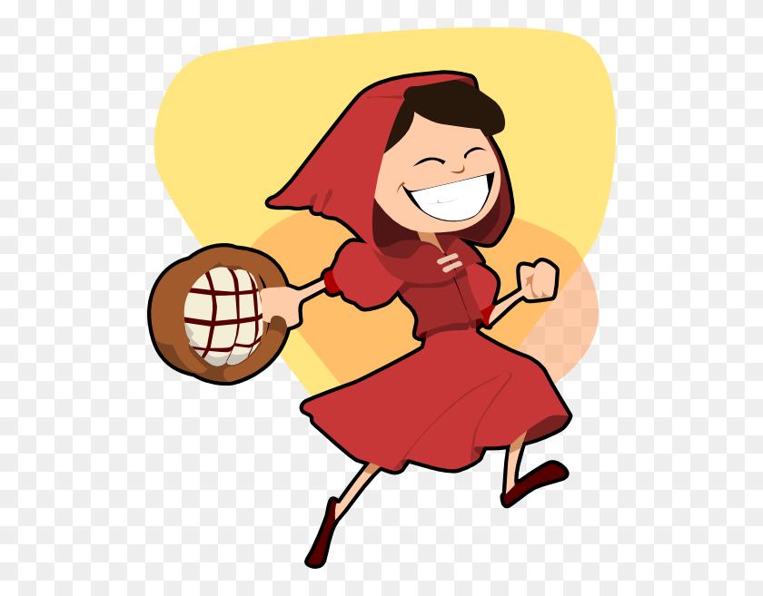 Little Red Riding Hood Clip Art - Hood Clipart