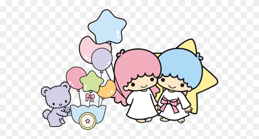 Little Twin Stars Clipart Clip Art Images - Twin Girls Clipart