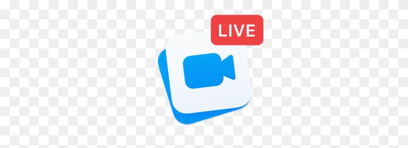 Livedesk For Facebook Live On The Mac App Store - Facebook Live PNG