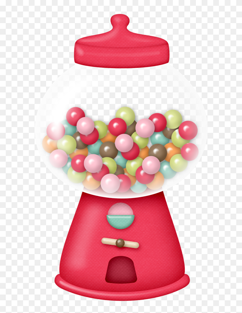 Lliella Yummyscrummy Gumballmach Clip Art - Plastic Cup Clipart