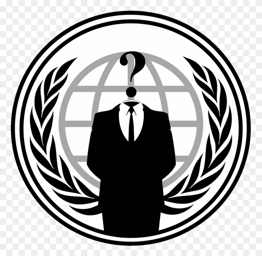 Logo Anonymous Png Transparent Logo Anonymous Images - Anonymous PNG