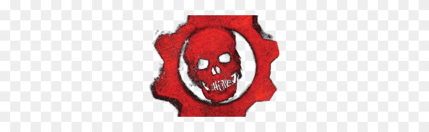 Logo De Gears Of War Png Png Image - Gears Of War PNG