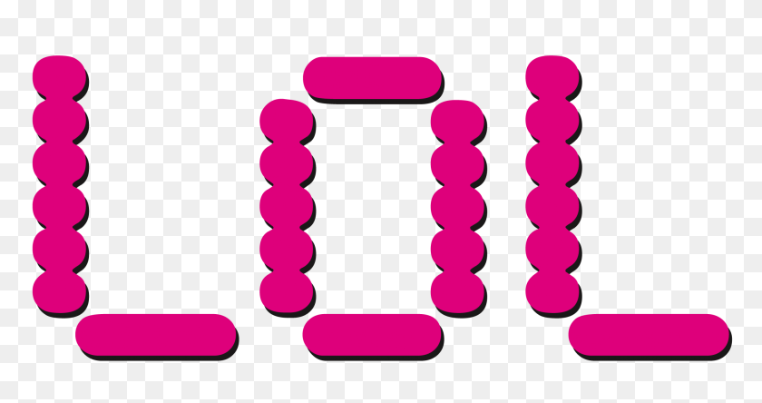 2030x1000 Logo Lol - Lol PNG