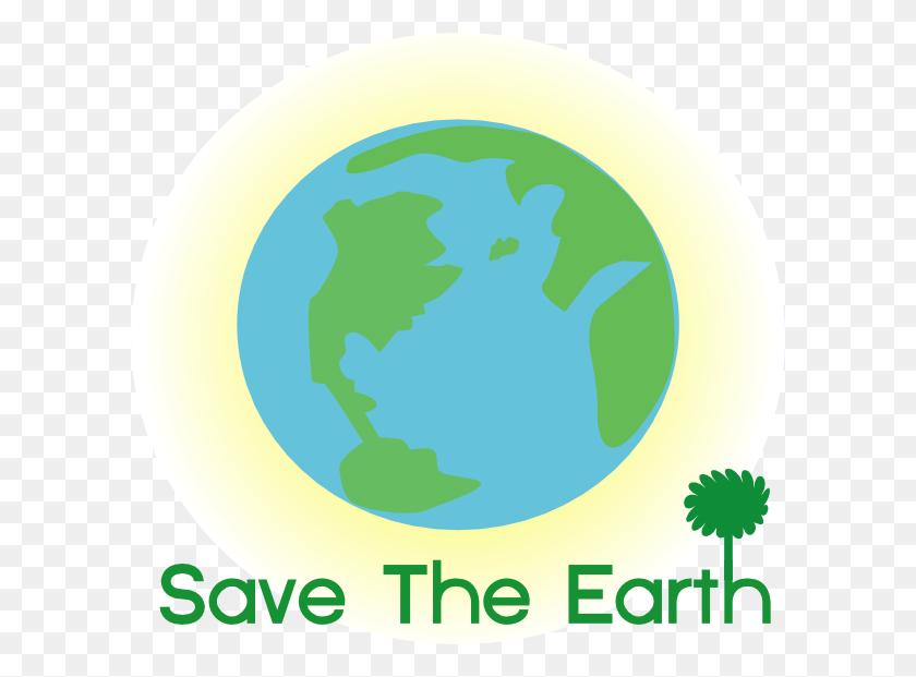 Logo Save Earth Clip Art - Save Clipart