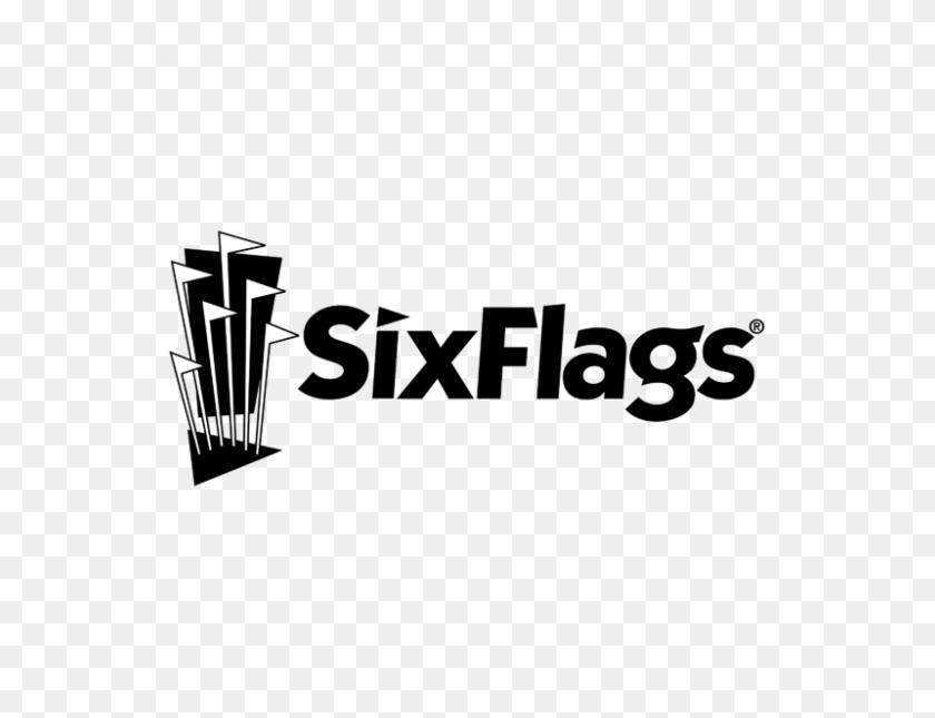 Logo Six Flags Brand Font Vector Graphics - 20th Century Fox Logo PNG