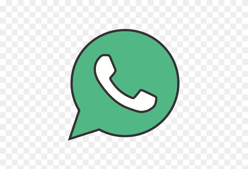 512x512 Logo Whatsapp Png - Logo Whatsapp PNG