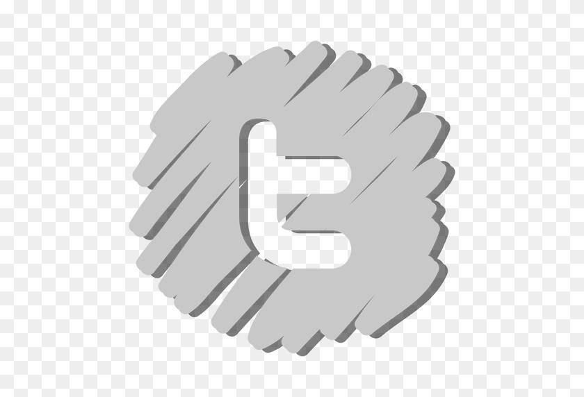 512x512 Logotipo Do Do Twitter - Logo Twitter PNG