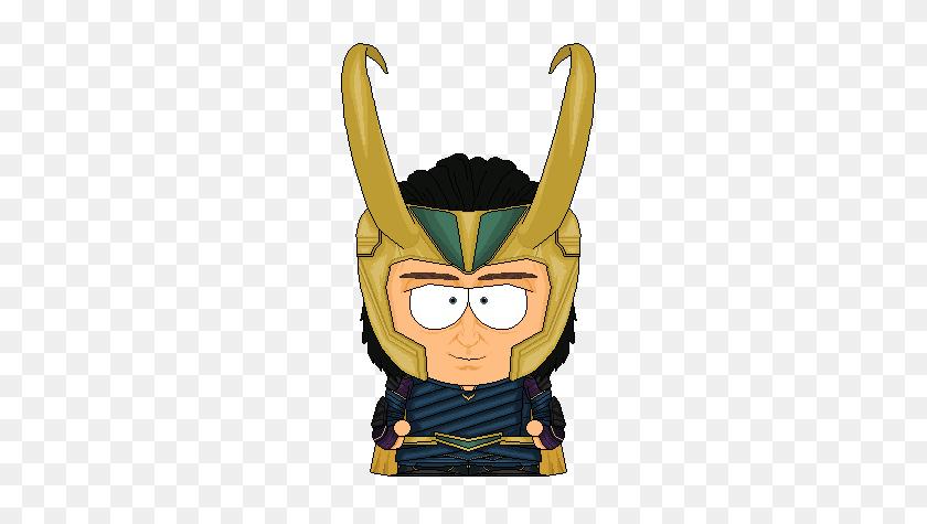262x415 Loki - Loki Clip Art
