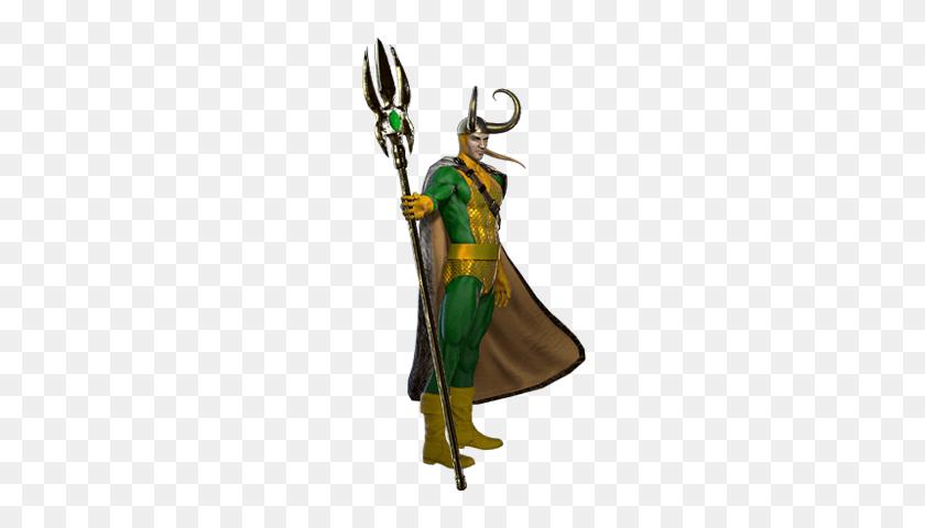 Loki Joins Marvel Heroes Omega - Loki PNG
