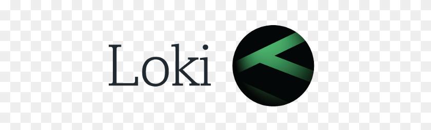 430x194 Loki Logo - Loki PNG