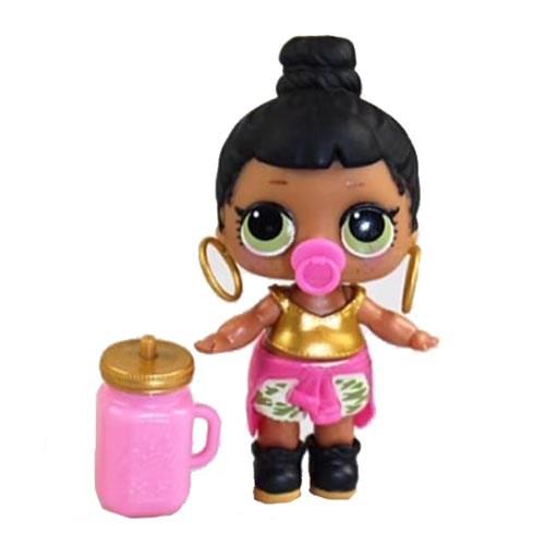 Lol Surprise Doll Tot Series Honey Bun Kids Time - Lol Dolls PNG