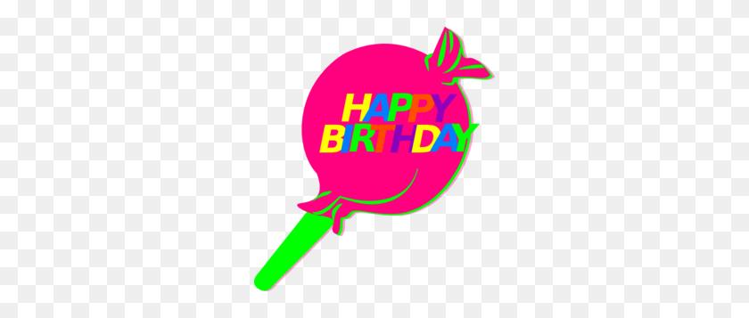 270x297 Lollipop Vector Clip Art Image - Lollipop Clipart