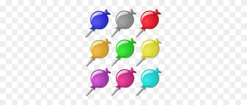 Lollipops Clipart Clip Art Images - Candyland Clipart