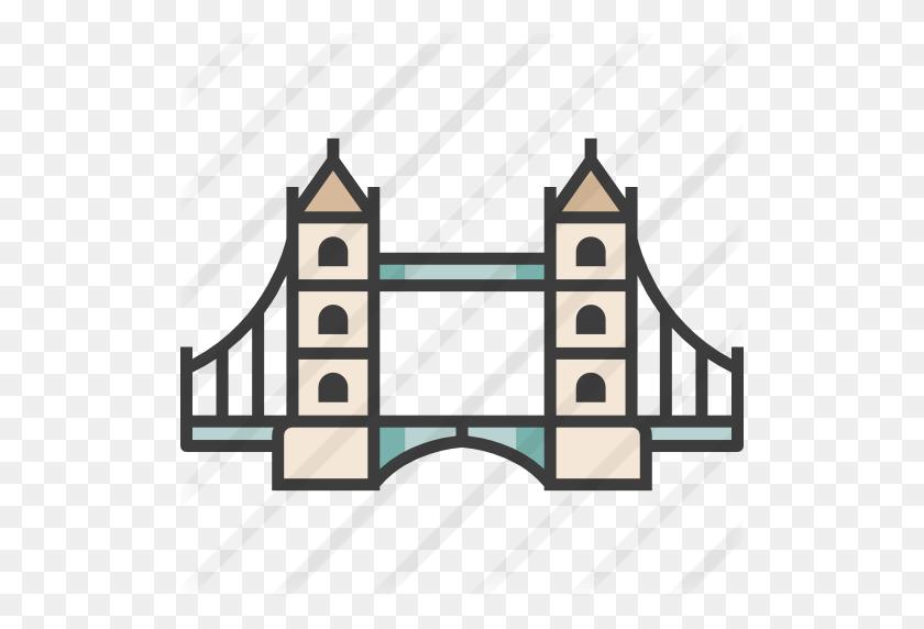 512x512 London Bridge - London Bridge Clipart