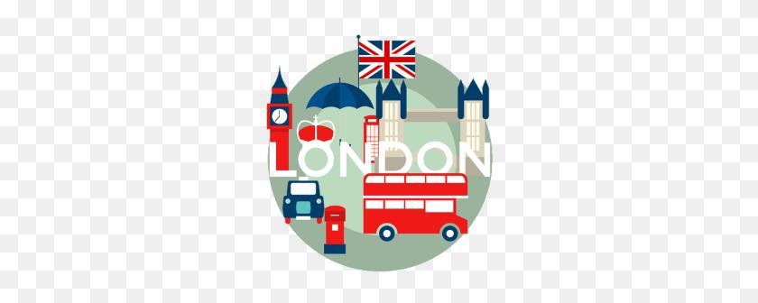 260x276 London Bus Timetable Computing - London Bridge Clipart