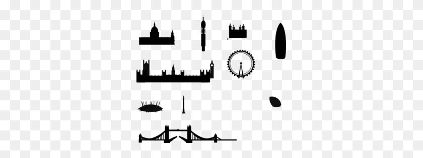 297x255 London Cliparts - London Eye Clipart
