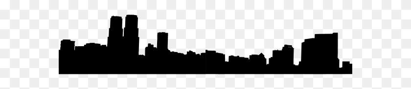 600x123 London Skyline Png Clip Arts For Web - London Skyline Clipart