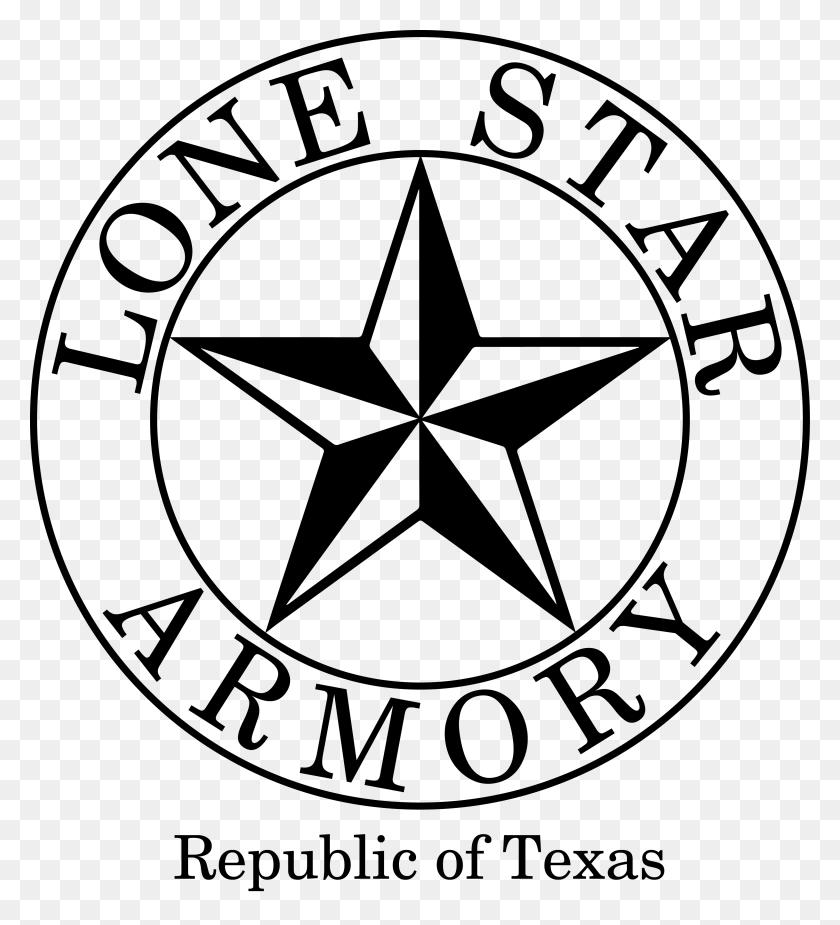 Lone Star Armory - Texas Star Clip Art