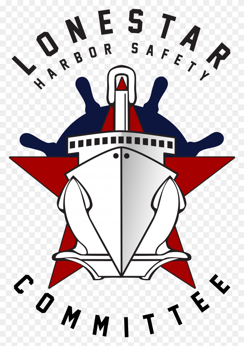 Lone Star Harbor Safety Committee - Texas Star Clip Art