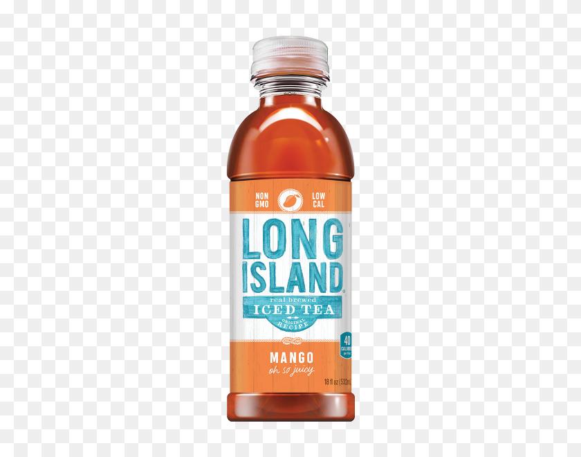 600x600 Long Island Iced Tea Mango Oz Plastic Bottles - Arizona Iced Tea PNG