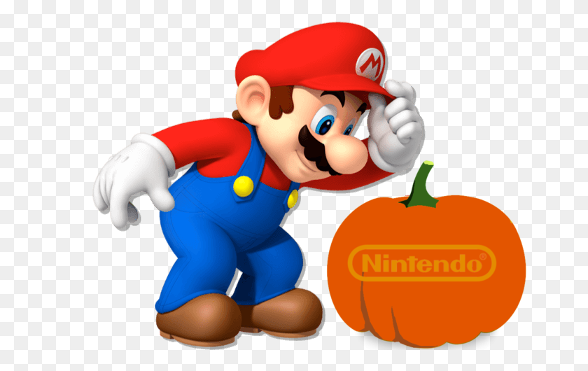 Looking For A Nintendo Themed Jack O'lantern Design Check These - Mario Boo PNG