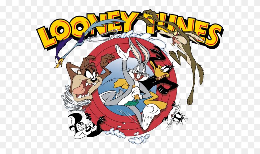 1000x562 Looney Tunes Tv Fanart Fanart Tv - Looney Tunes PNG