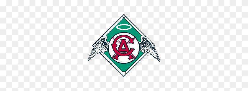 Los Angeles Angels Primary Logo Sports Logo History - Angels Logo PNG
