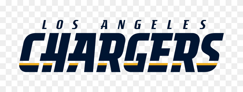 2400x800 Los Angeles Chargers Logo Png Transparent Vector - Los Angeles PNG
