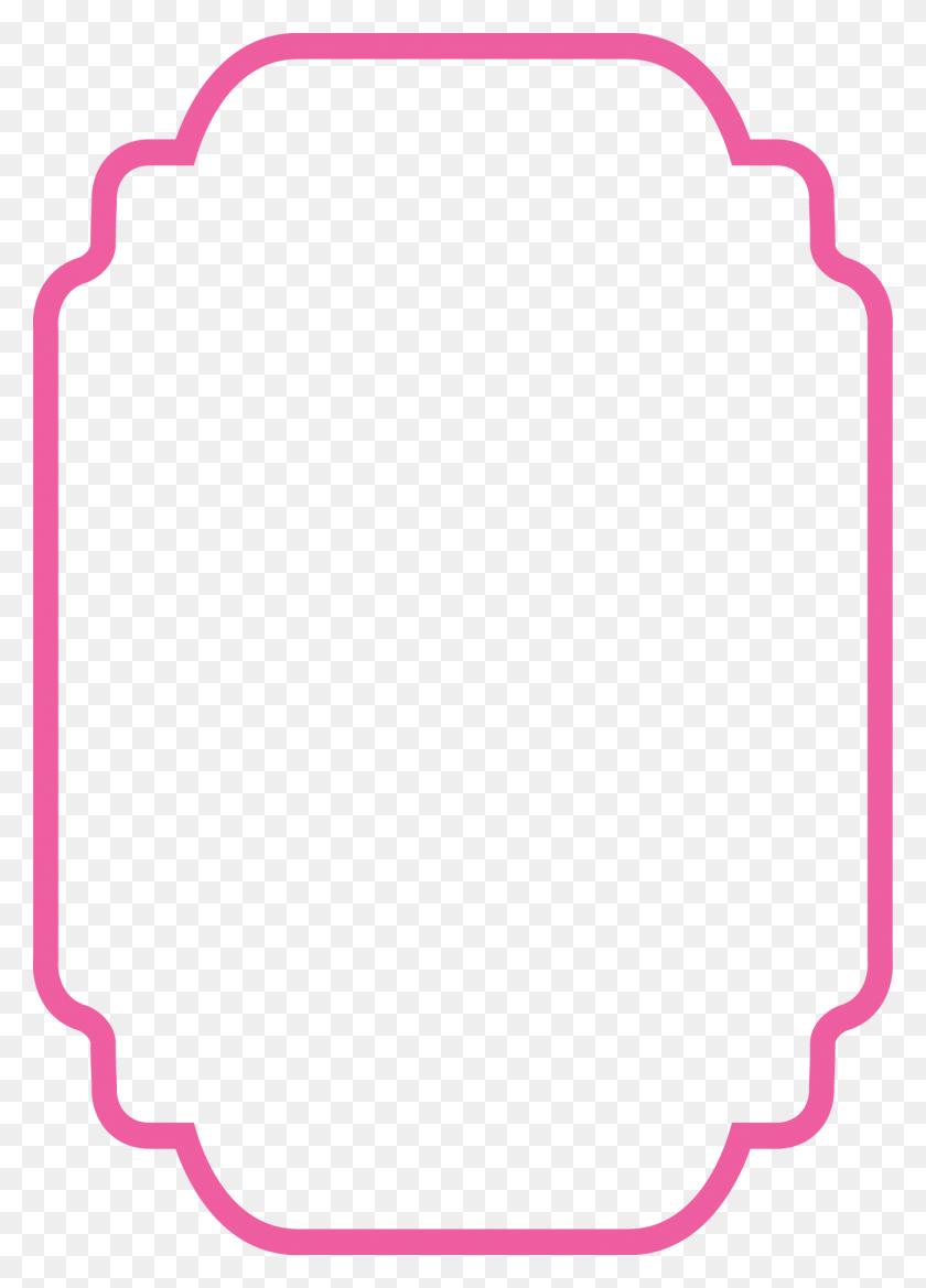 Loshi Frame, Clip Art - Cute Frame Clipart