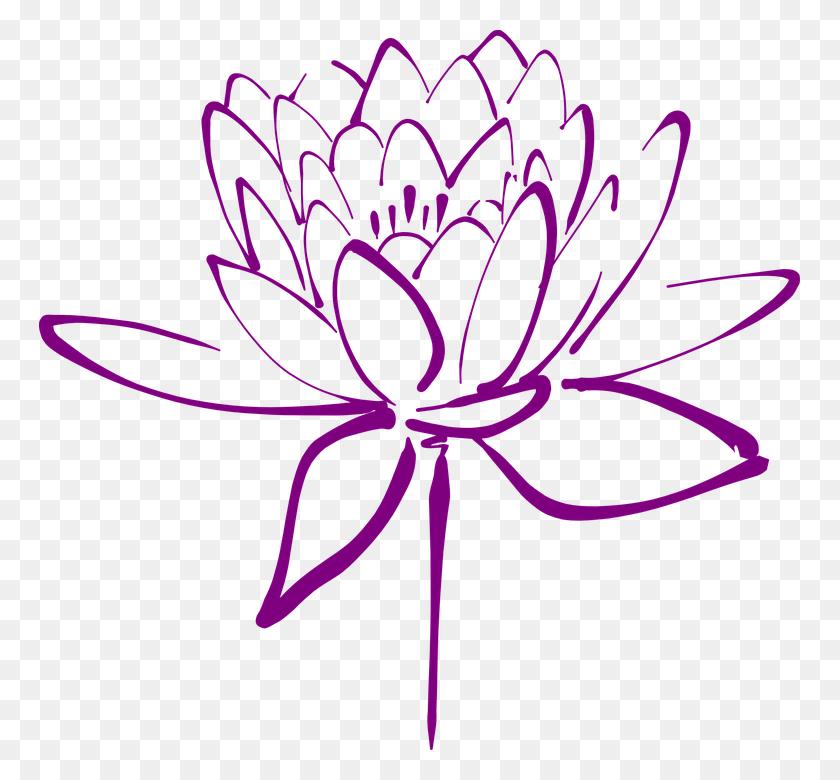 Lotus Clipart Massage - Massage Clipart