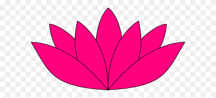 Lotus Flower Clipart Look At Lotus Flower Clip Art Images - Realistic Flower Clipart