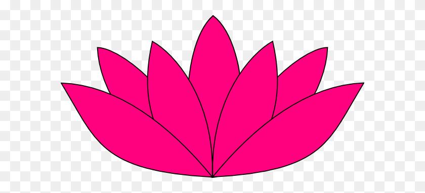 600x323 Lotus Flower Picture Clip Art - Lotus Flower Images Clipart