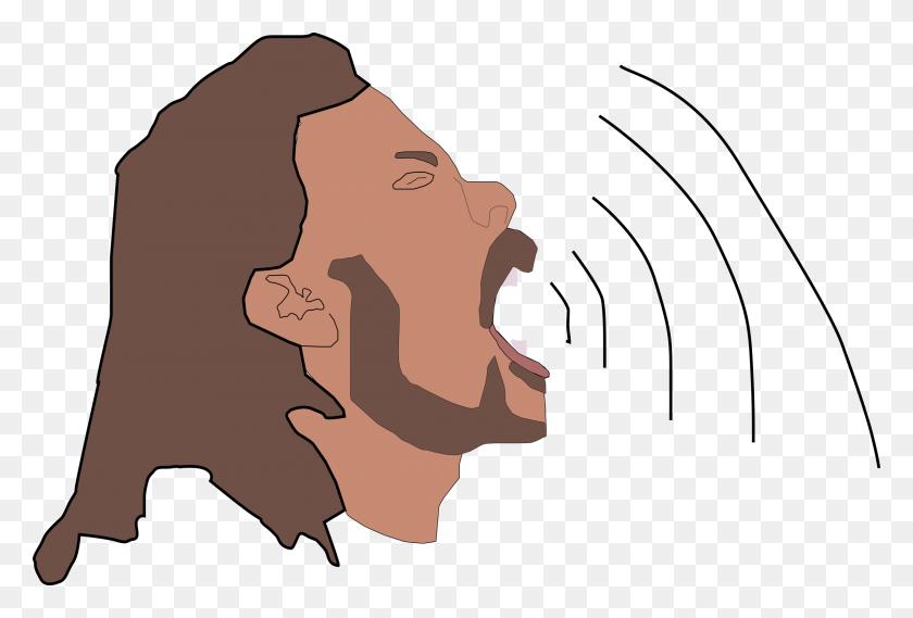 2400x1567 Loud Voice Clipart, Loud Megaphone Clip Art - Loud Noise Clipart