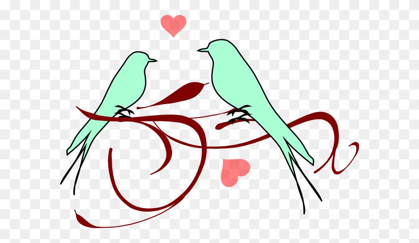 Love Birds Clipart Nice Clip Art - Love Clipart