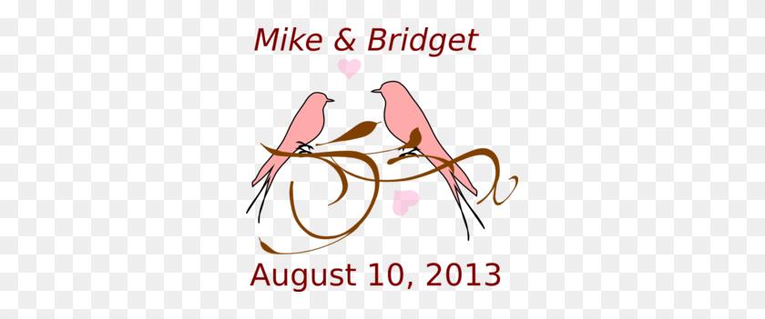 Love Birds Png, Clip Art For Web - Love Birds Clipart