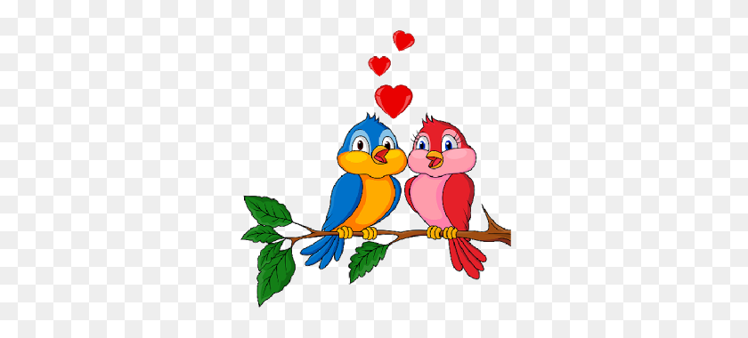 Love Birds Png Transparent Love Birds Images - Love Birds Clipart