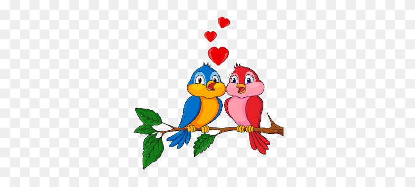 320x320 Love Birds Png Transparent Love Birds Images - Love Birds Clipart