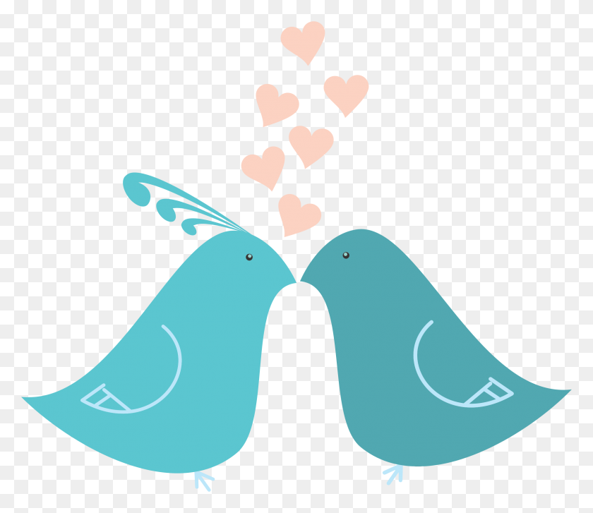 Love Birds Png Transparent Love Birds Images - Blue Bird PNG