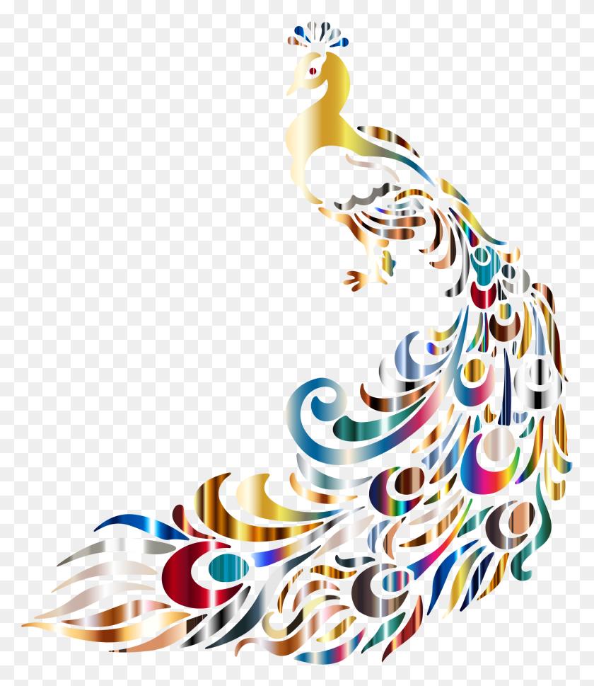 Love Clipart Peacock - Peacock Clipart