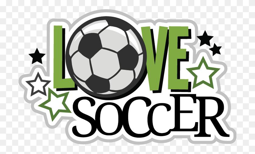Love Soccer Scrapbook Soccer Soccer Cuts - Soccer PNG